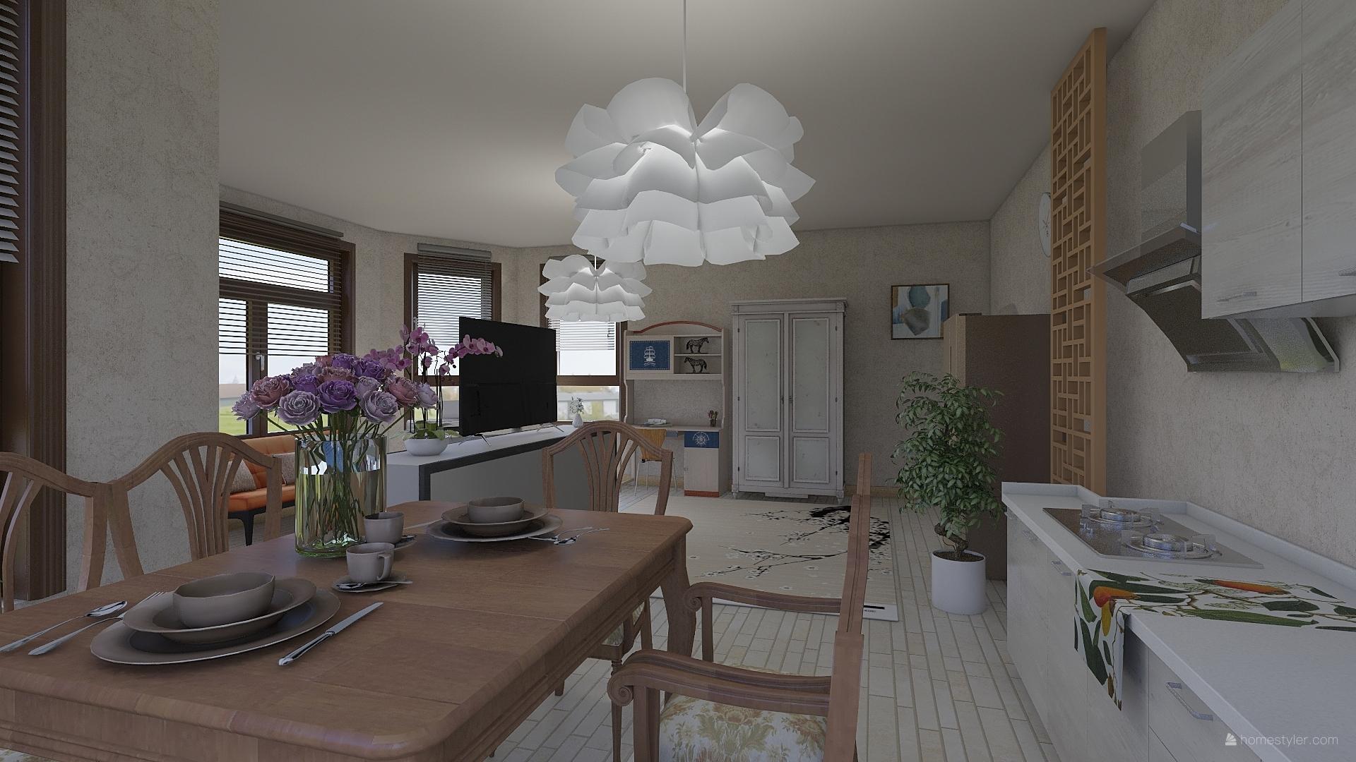 кухня-гостиния 3-11