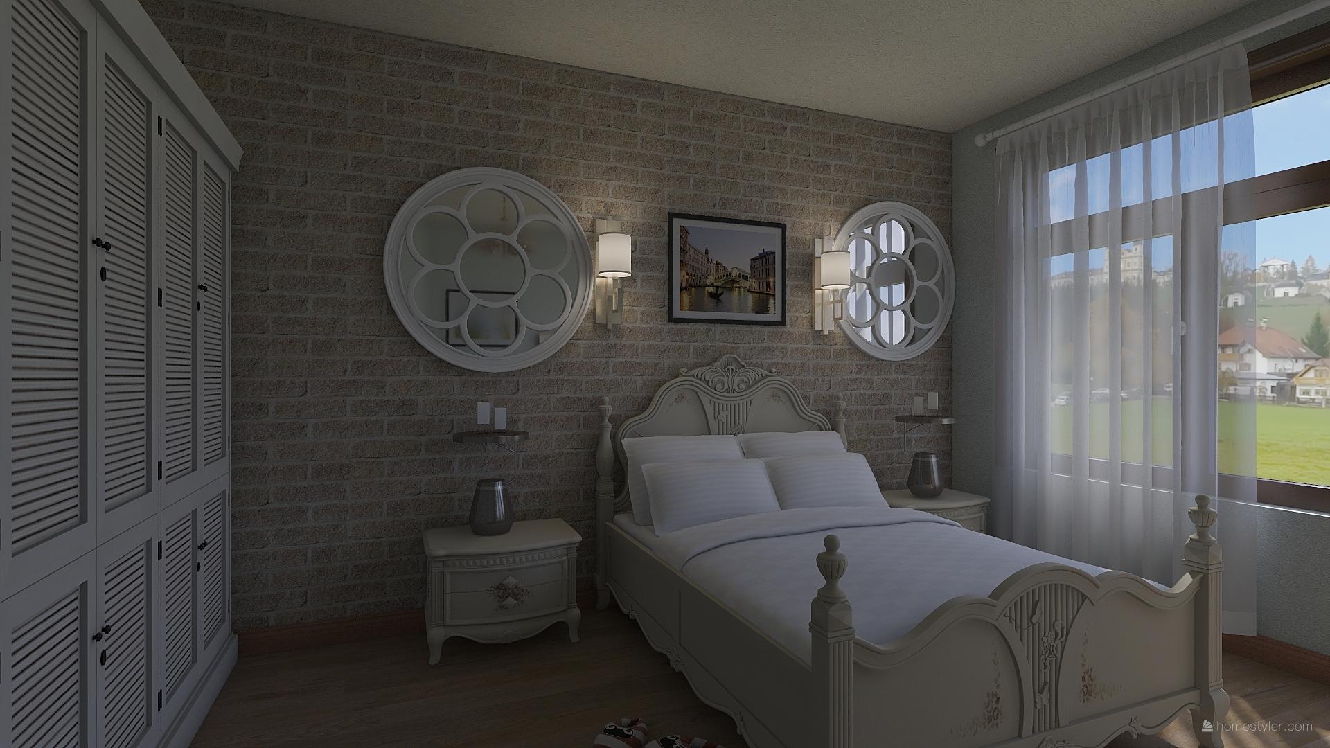 Спальня 3-1