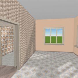 Дизайн проект в Room Arranger. Часть 3.