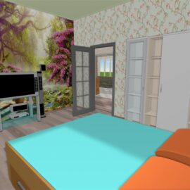 Дизайн проект в Room Arranger. Часть 5.