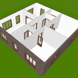 Дизайн проект в Room Arranger. Часть 2.